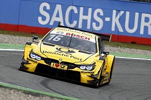 DTM Reporte de calificación Timo Glock, pole para la carrera del domingo del DTM