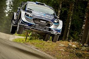 WRC Resumen de la etapa Ott Tanak toma el liderato en Finlandia