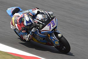 Moto2 Relato de classificação Márquez é pole na Catalunha; Morbidelli larga em sexto