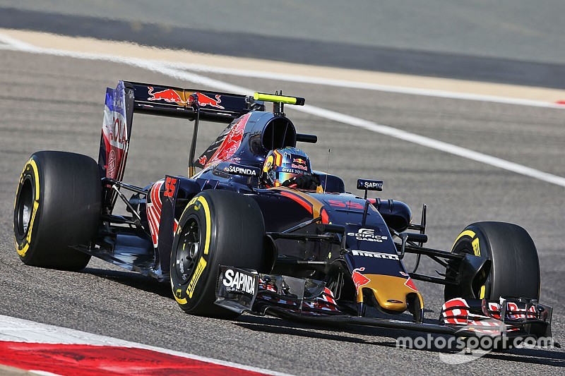 "Toro Rosso plans ""two, three major upgrades"" to keep strong form"