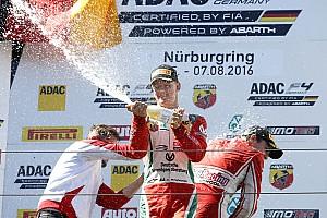Формула 4 Репортаж з гонки Мік Шумахер: перемога, штраф та команда тактика