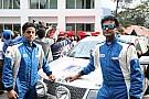 Indian Rally Rana and Tanveer win shortened Raid de Himalaya