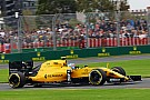 Palmer sets the 14th and Magnussen the15th fastest time today at Albert Park
