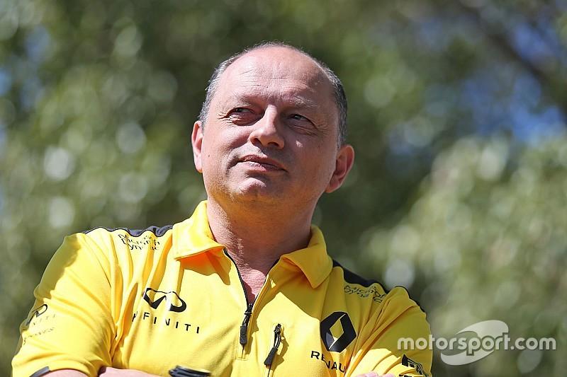 Team principal Vasseur leaves Renault F1 team