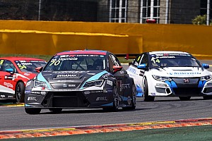 TCR Breaking news TCR International Series unveils full season entry list