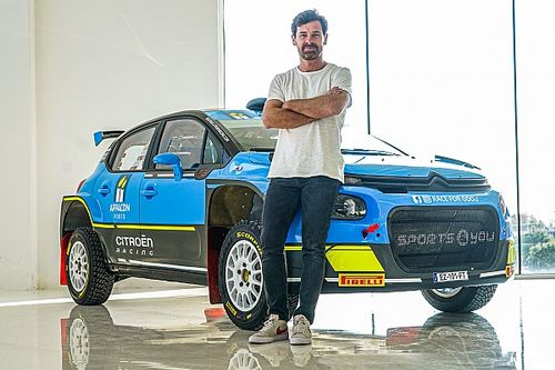 WRC debut for Villas-Boas likely to be a one-off, Dakar return planned