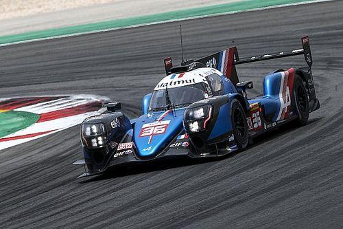 Alpine prend la pole devant les deux Toyota à Portimão