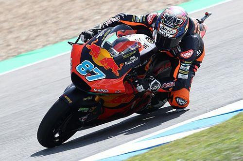 Moto2, Jerez, Libere 3: Gardner torna in vetta, Di Giannatonio 2°