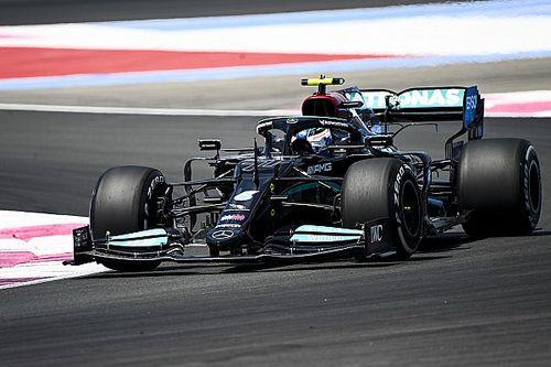 Bottas volt a leggyorsabb a Francia Nagydíj első szabadedzésén Hamilton előtt