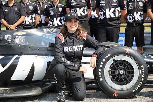 ThreeBond DragoCORSE、タチアナ・カルデロンのレース日記|第3回:日本に戻れぬ日々……インディカーも経験し、いざル・マンへ