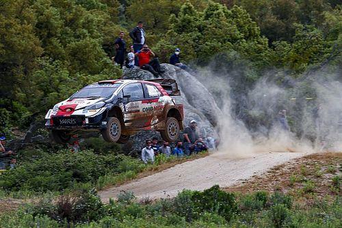 WRCサルディニア:トヨタのオジェ、今季3勝目。選手権リードを拡大。勝田またも4位入賞