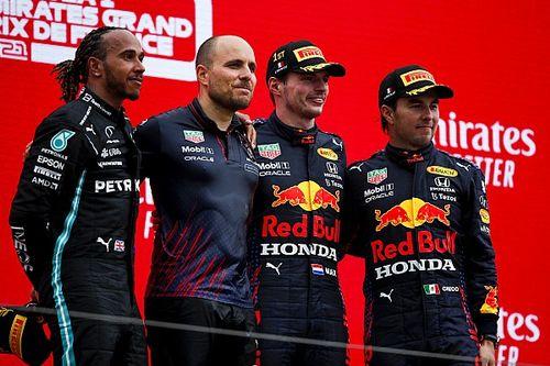 """Horner over F1-strijd: """"Kwestie van tijd voordat Mercedes terugslaat"""""""