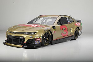 RCR to run commemorative gold paint schemes in 2019 Daytona 500