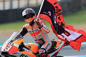 Preview MotoGP Jepang: Game point pertama Marquez