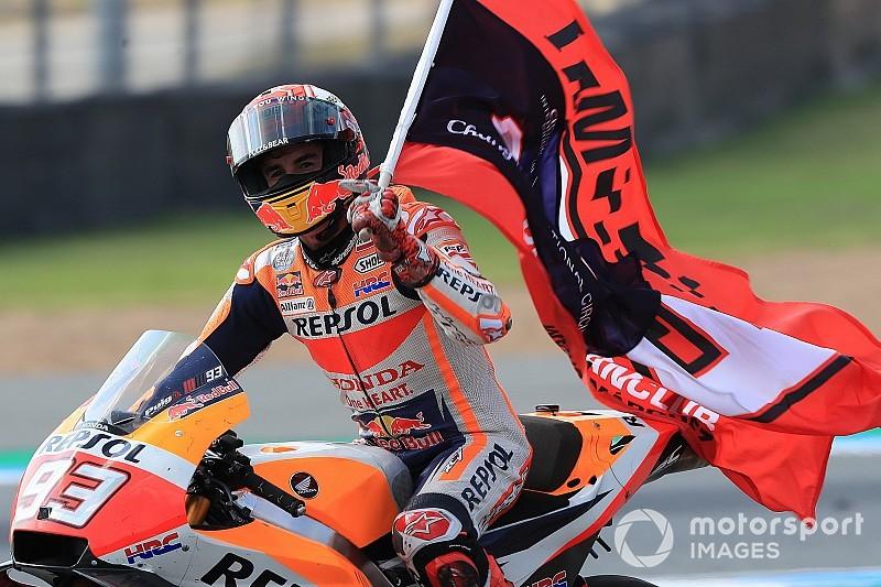 Preview MotoGP Jepang: Game point pertama Marquez