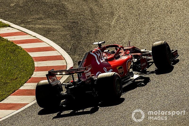 Sebastian Vettel: Safety-Car wäre seine große Chance gewesen