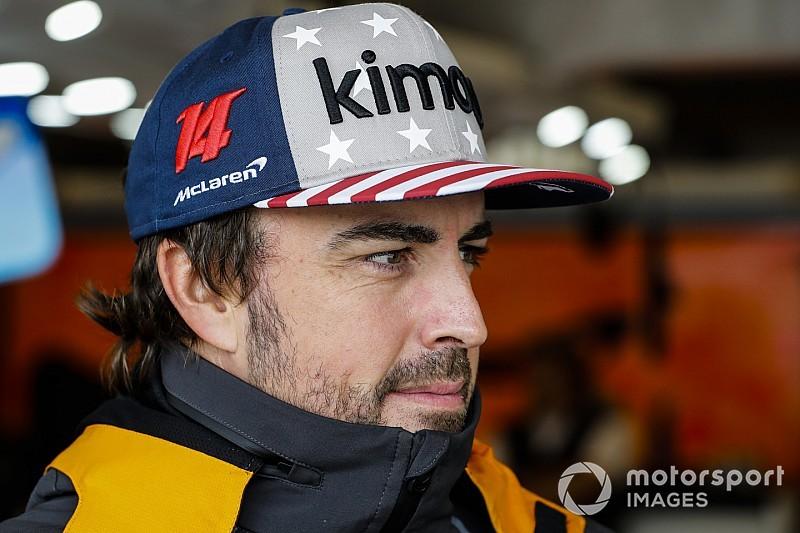 Fernando Alonso: Volle IndyCar-Saison 2019