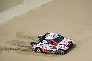 Al Attiyah gana y solo un descalabro podrá evitar su tercer Dakar
