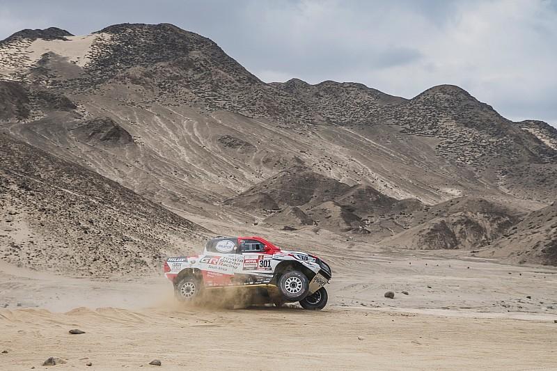 Al-Attiyah en Alonso bezig met plannen voor Dakar-test