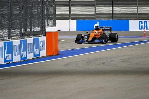 McLaren no solo erró con el pronóstico de la lluvia en Sochi