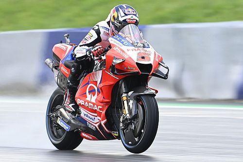Hasil FP2 MotoGP San Marino: Ducati Cepat di Trek Basah Misano