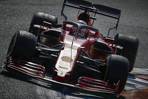 """Leclerc not expecting """"big changes"""" from Ferrari F1 power unit upgrade"""