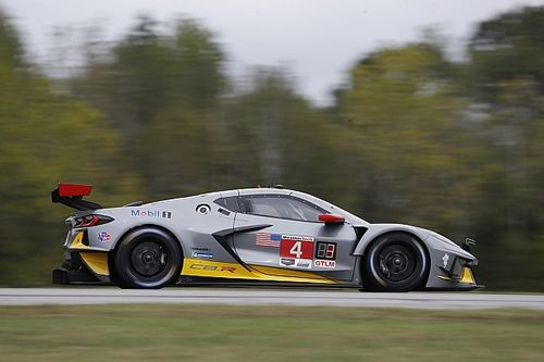 IMSA VIR: Tandy/Milner on top, BMW bad luck hands Pfaff GTD win