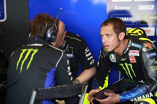 """Yamaha expects no """"conflict"""" over Rossi retirement timing"""