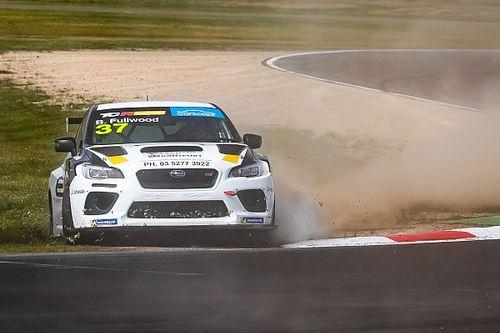Last active Subaru TCR cars sidelined in Australia