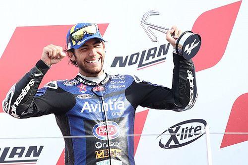ミサノで2度目の表彰台を獲得したバスティアニーニ、今後の課題は予選順位にあり