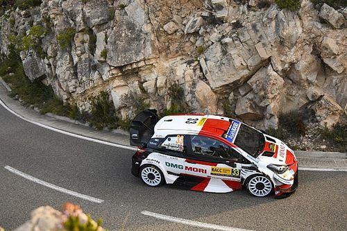 Evans comienza mandando en el Rally de España y Sordo es 4º