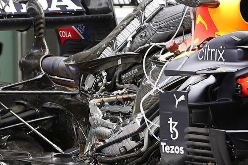 Formel-1-Technik: Detailfotos beim USA-Grand-Prix 2021