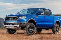 Már dolgozik a Ford a hibrid Rangeren