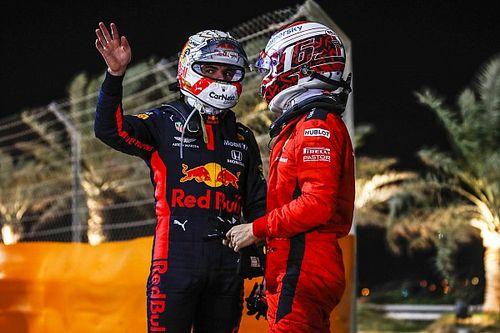 F1: Berger vê rivalidade entre Verstappen e Leclerc como similar a de Prost e Senna