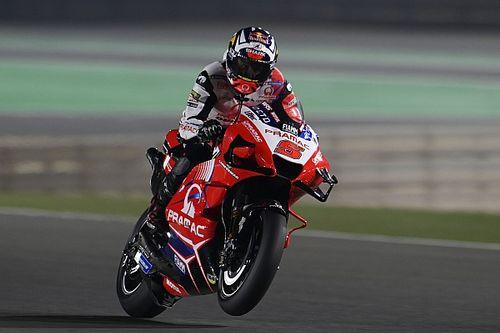 Record personnel pour Johann Zarco, sûr du potentiel de Ducati