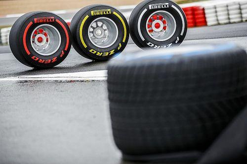 Pirelli, 2022 lastik testlerinin %90'ını tamamlamış