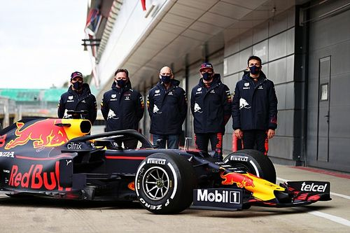 Марко назвал форму Red Bull лучшей за семь последних лет