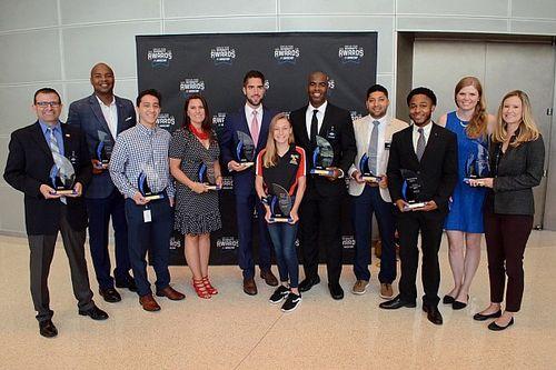 NASCAR Diversity Awards recognize champions of program