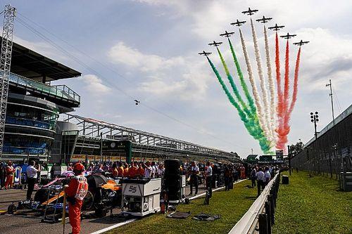 مواعيد عرض جائزة إيطاليا الكبرى 2021