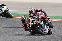 "Aleix Espargaro ""hates"" to overtake like at Teruel GP"