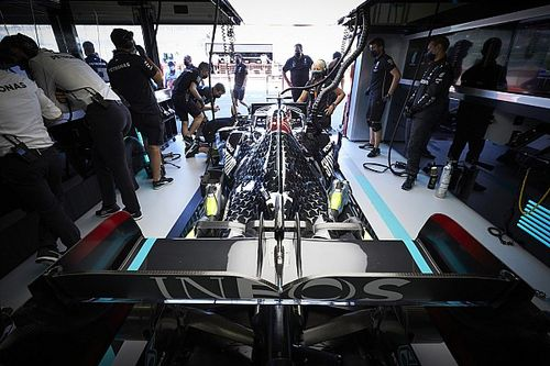 """Mercedes admits it has """"some issues"""" with 2021 F1 engine"""