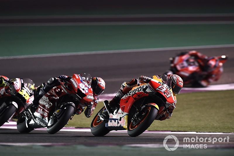 Stats - À Ducati la victoire, à Honda et Yamaha la vitesse pure