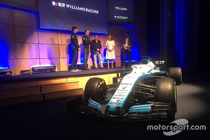 Williams e Renault in ritardo, cancellato lo shakedown prima dei test