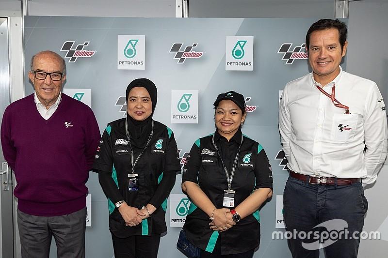 Petronas estende il suo impegno in MotoGP fino al 2020