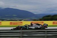 Онлайн. Гран При Австрии. Вторая тренировка