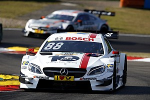 DTM Breaking news Mercedes confirms Rosenqvist will see out DTM season