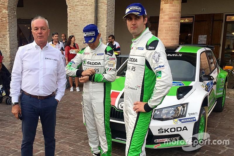 Ufficiale: Franco Cunico diventa collaboratore di Skoda Italia Motorsport