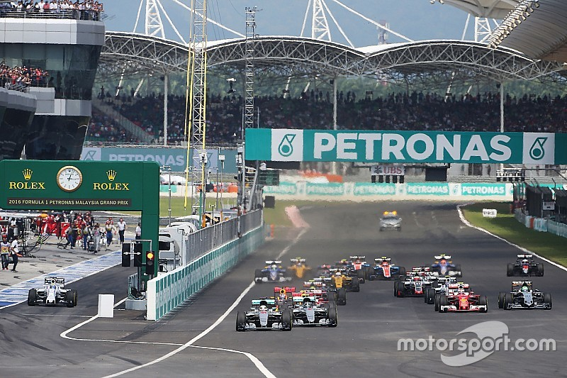 Malaysia open to F1 return if racing improves