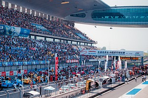 中国房车锦标赛CTCC 新闻稿 WTCC&CTCC上海嘉定落幕,一场两万七千人狂欢