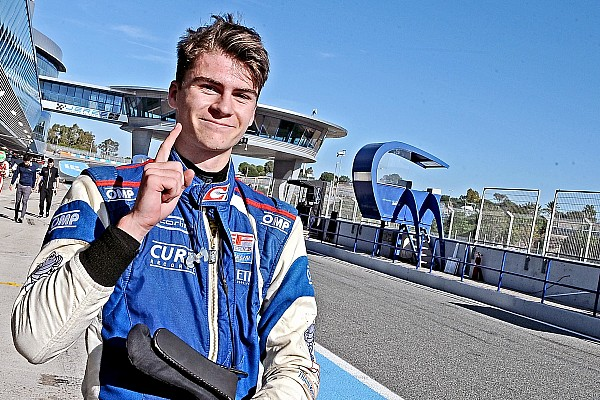 "Euroformula Open Interview Why Colton Herta isn't aiming for F1: ""It just bores me"""